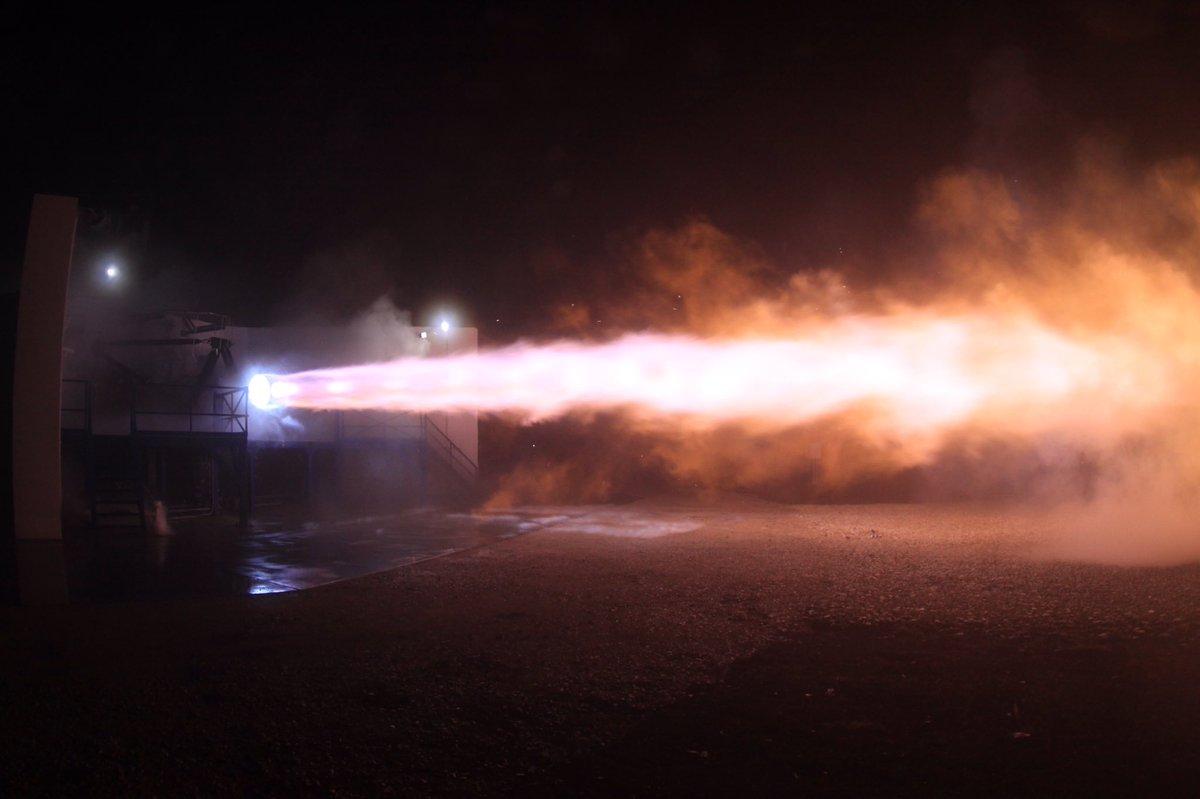 SpaceX já está a afinar os propulsores que vão levar o homem a Marte