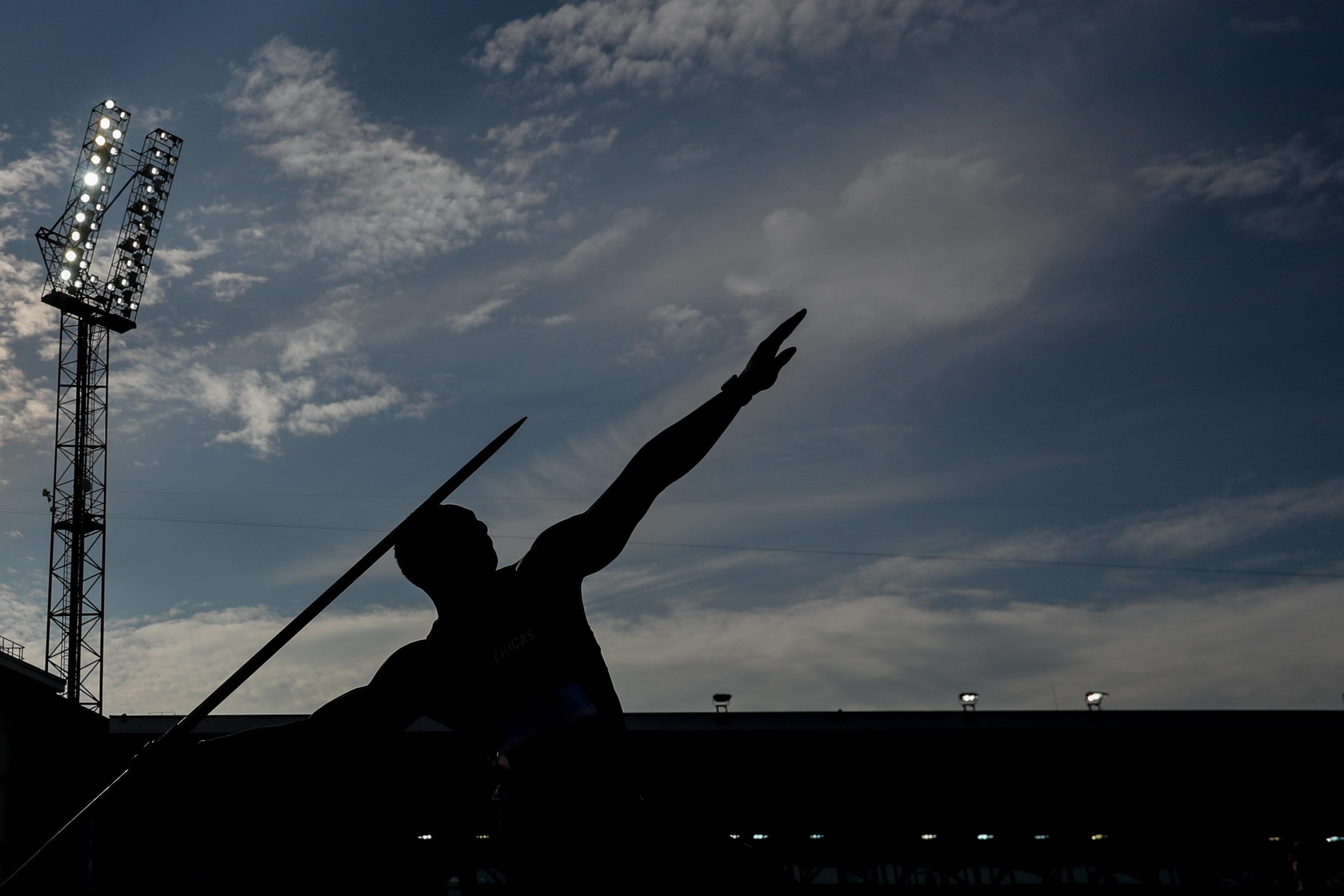 Leandro Ramos bate recorde de Portugal do lançamento do dardo
