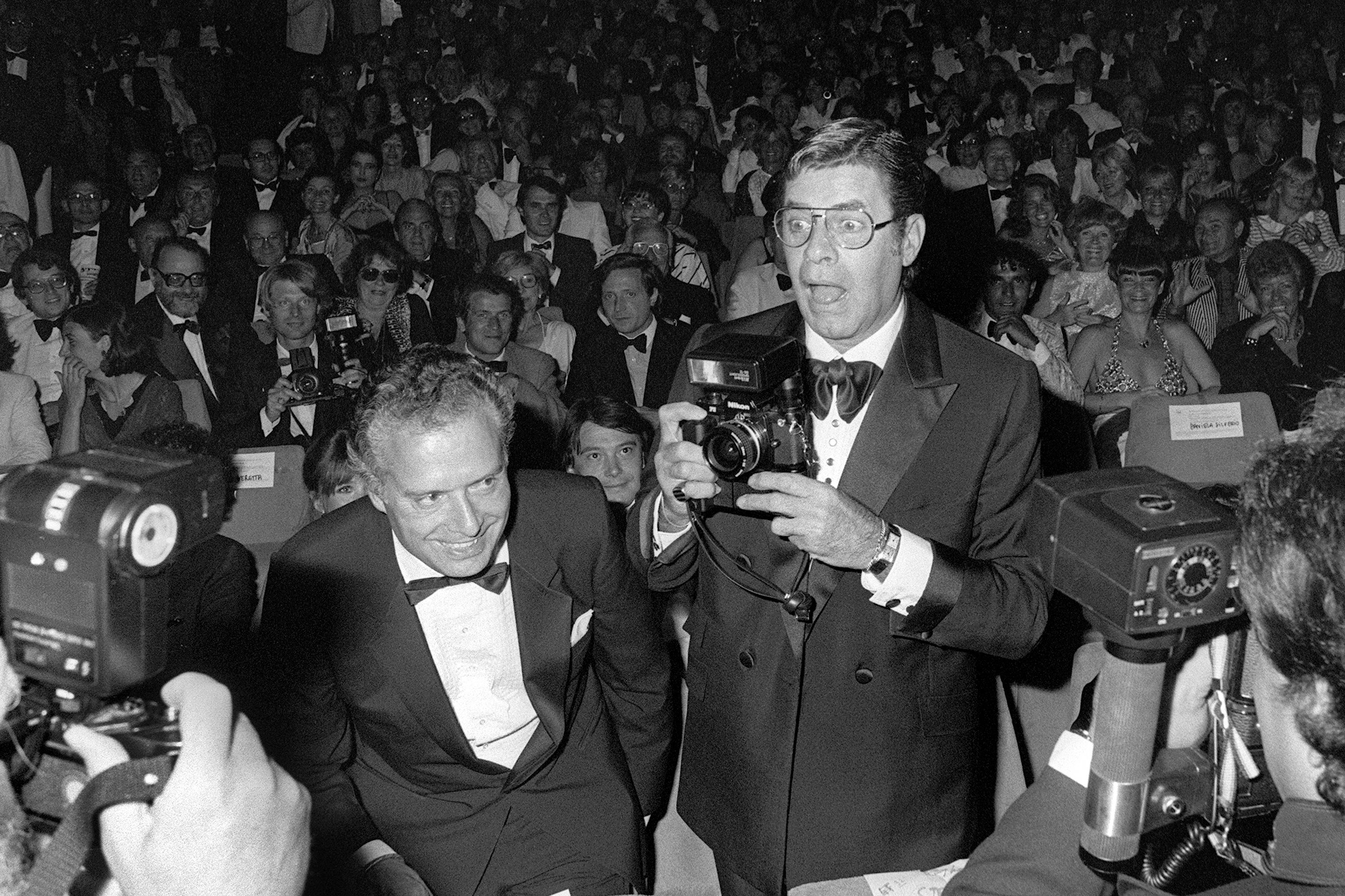 Hollywood: Estrelas reagem à morte de Jerry Lewis