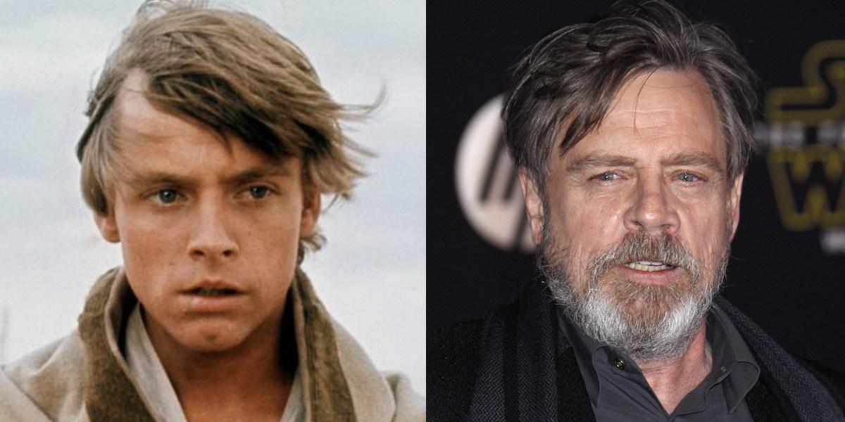 Mark Hamill: O Luke Skywalker faz 65 anos