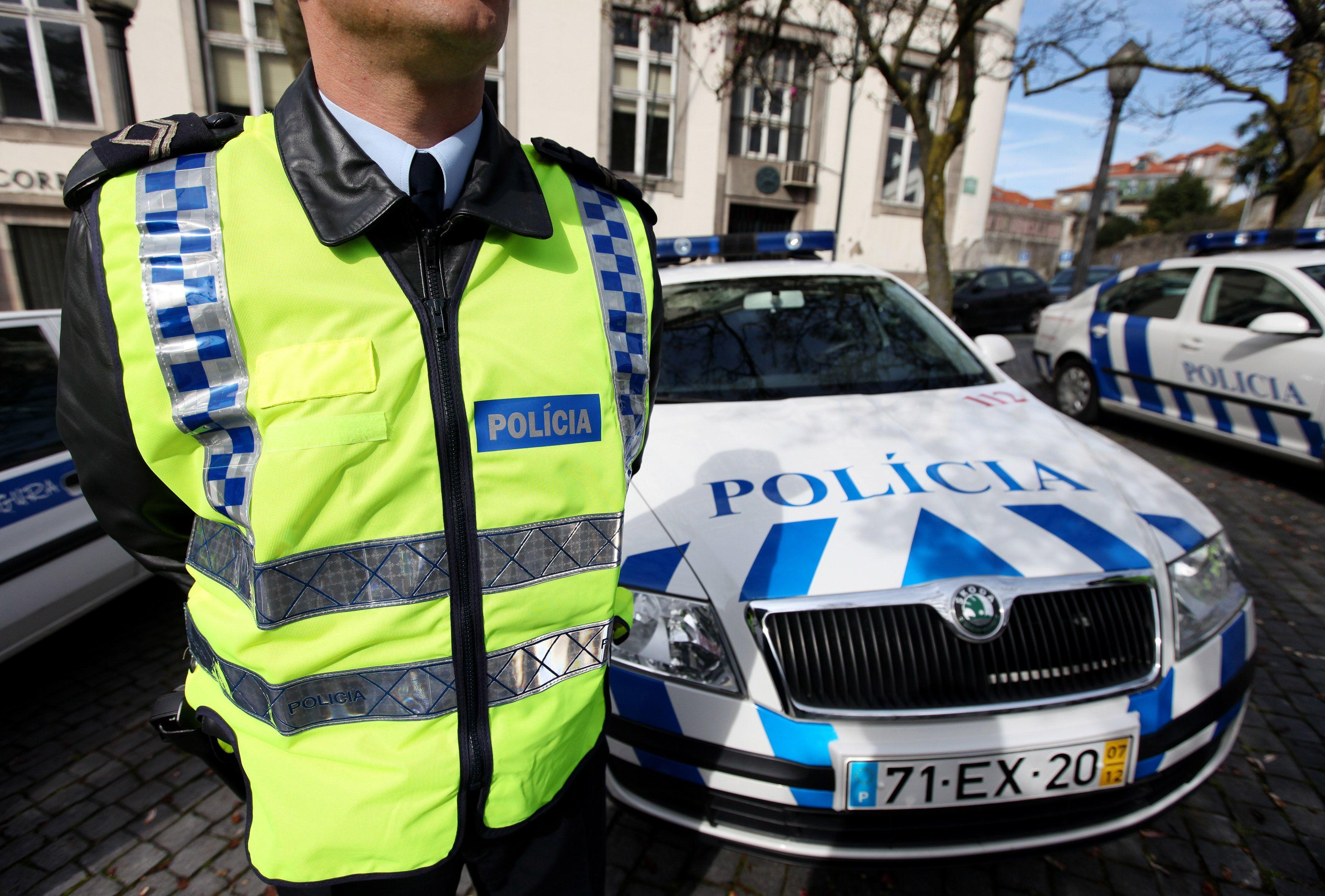 Dois homens procurados há muito detidos em Lisboa, diz PSP