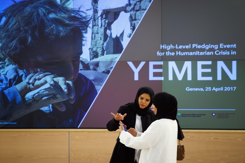Conferência sobre Iémen angaria mil milhões de euros - António Guterres
