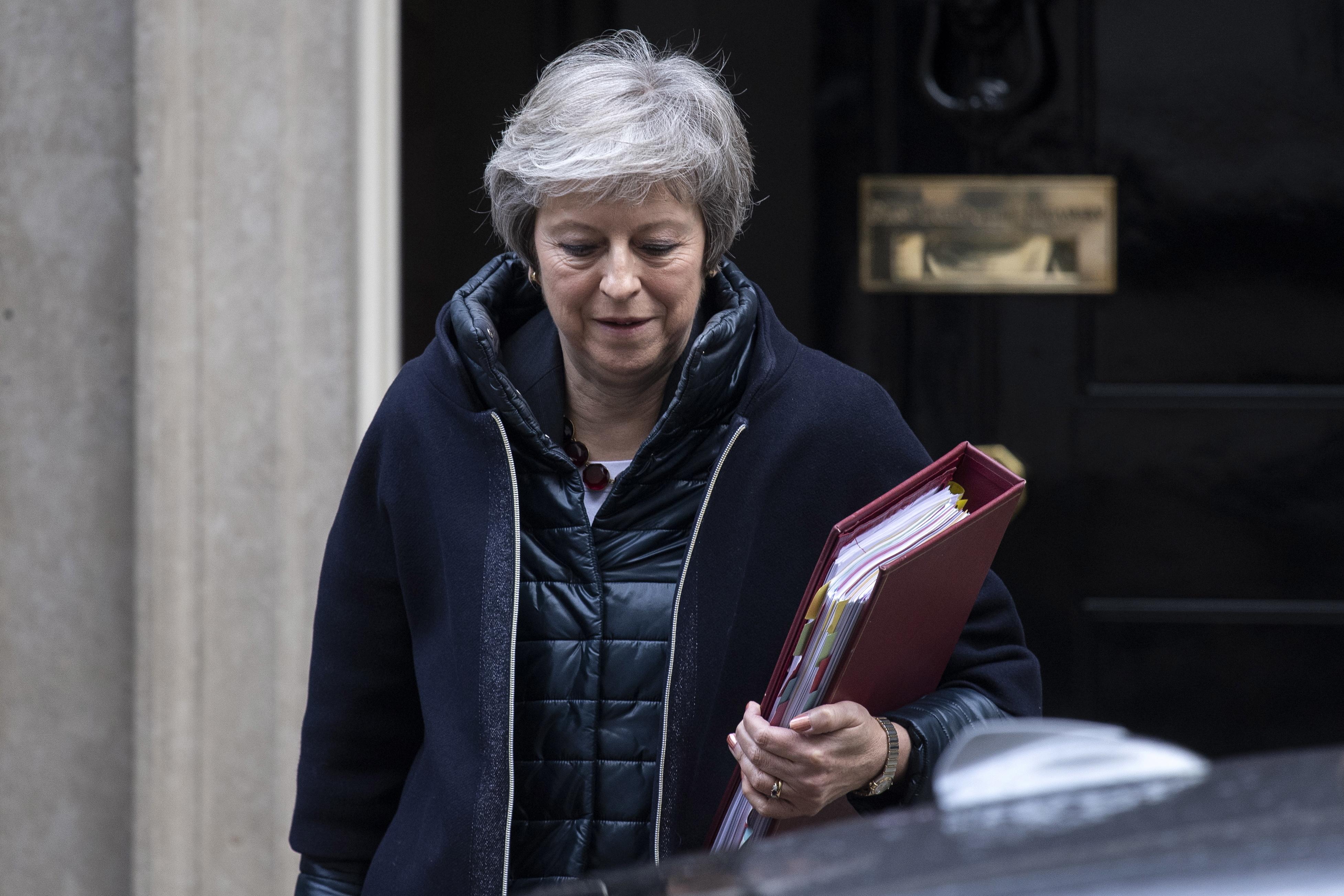 PM britânica rejeita excluir Gibraltar das negociações com UE