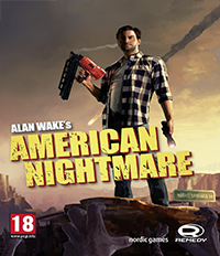 Alan Wake's American Nightmare cover