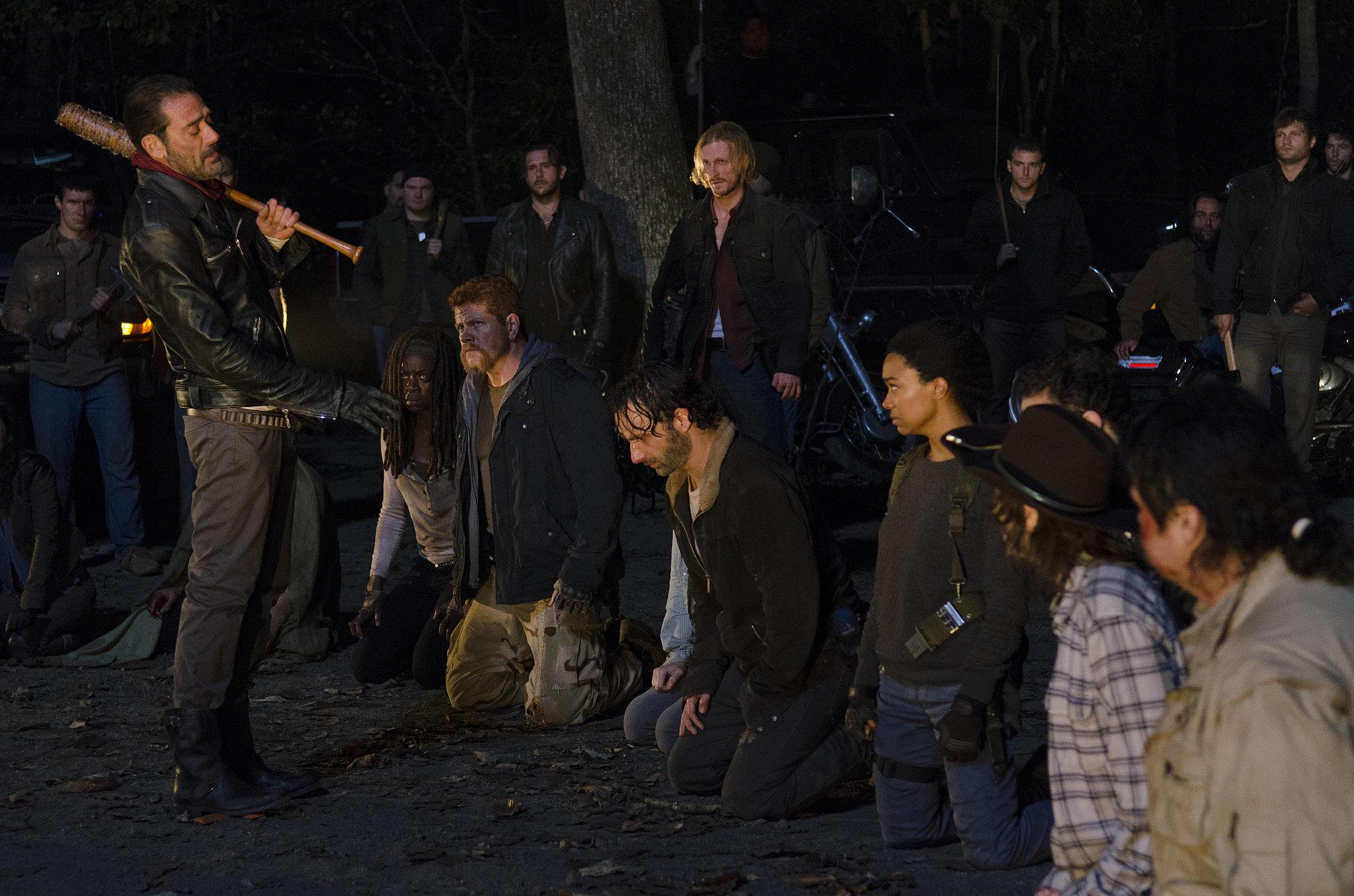"""""""The Walking Dead"""": Vítima de Negan só será revelada em outubro"""