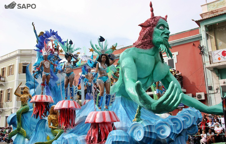 Desfile Flores do Mindelo | 2017
