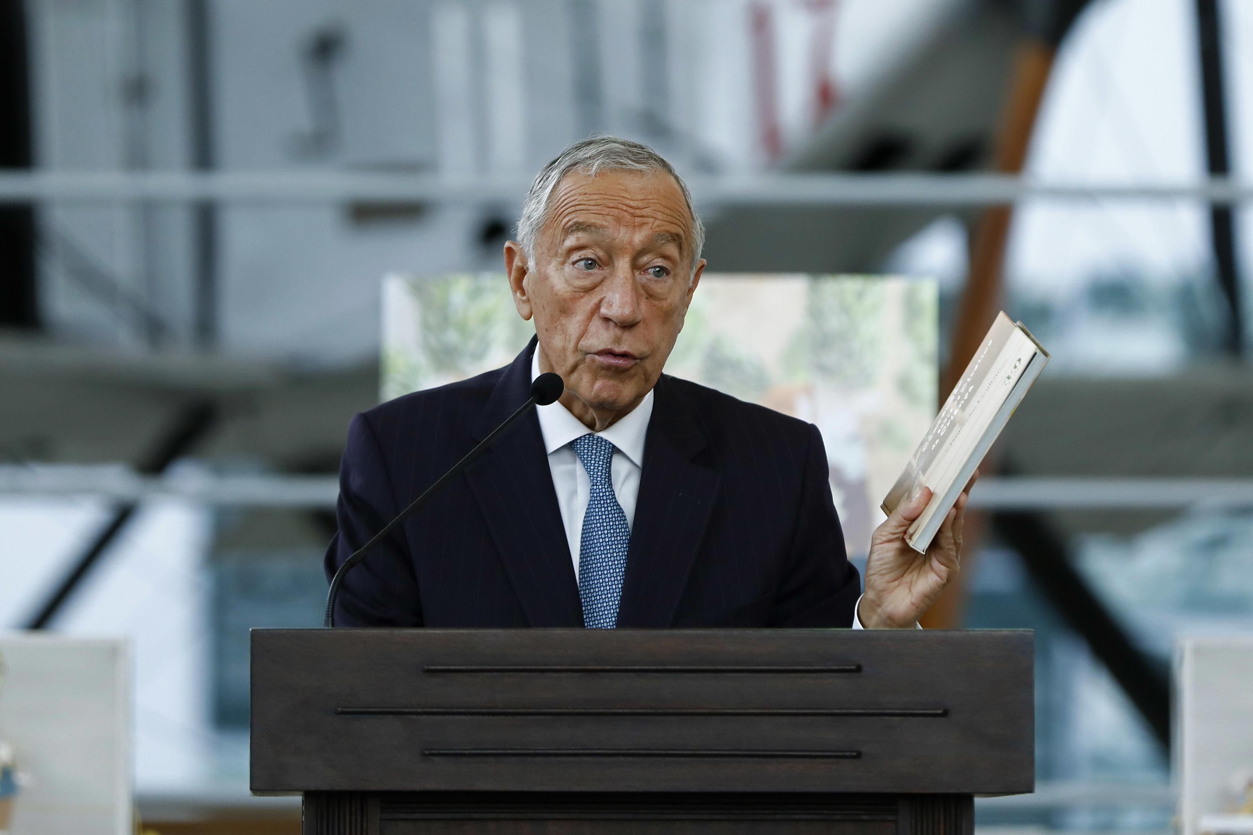 Presidente da República pede atenção para as crianças em situação de pobreza