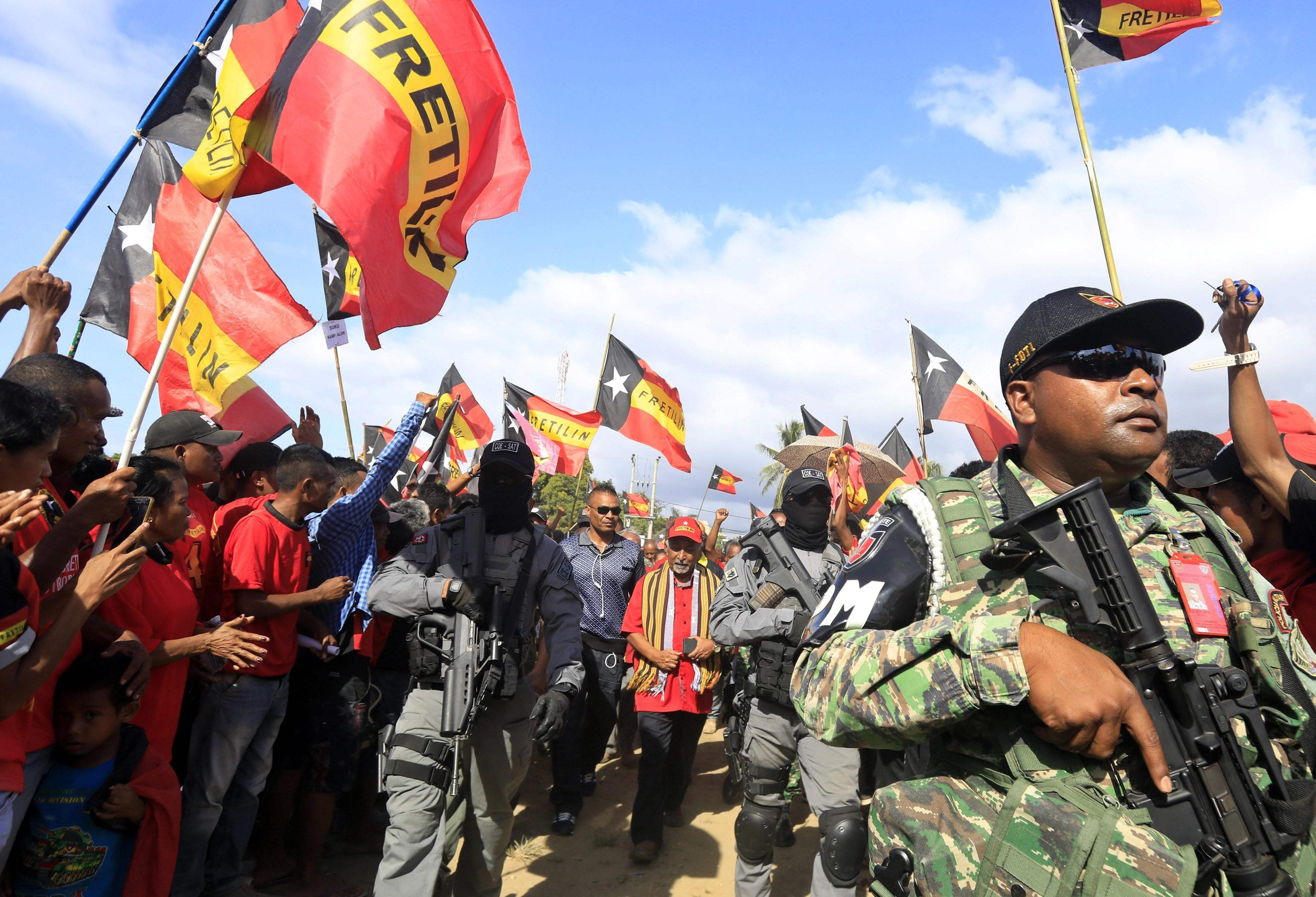 Fretilin descarta liderar ou integrar nova coligação de Governo em Timor-Leste