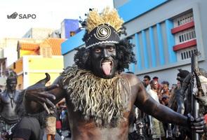 100% Mandinga R'bera Bote   Desfile 2017