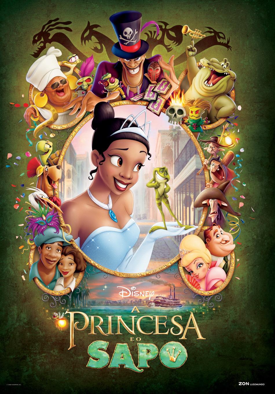 A Princesa e o Sapo - SAPO Mag