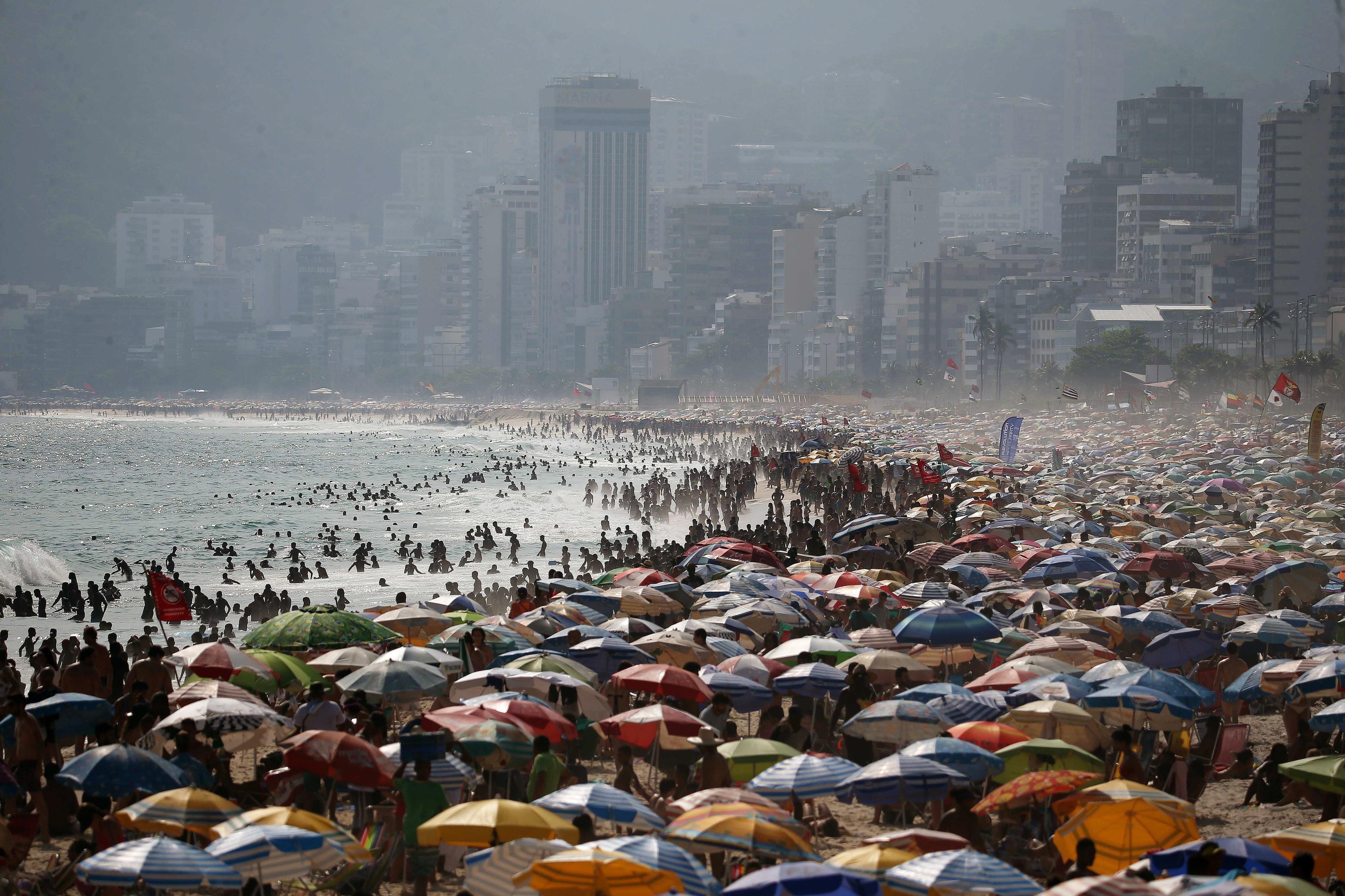 Alterações climáticas vão gerar verões tempestuosos e abafados