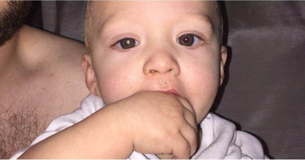 Pai descobre que filho tem cancro graças a uma foto