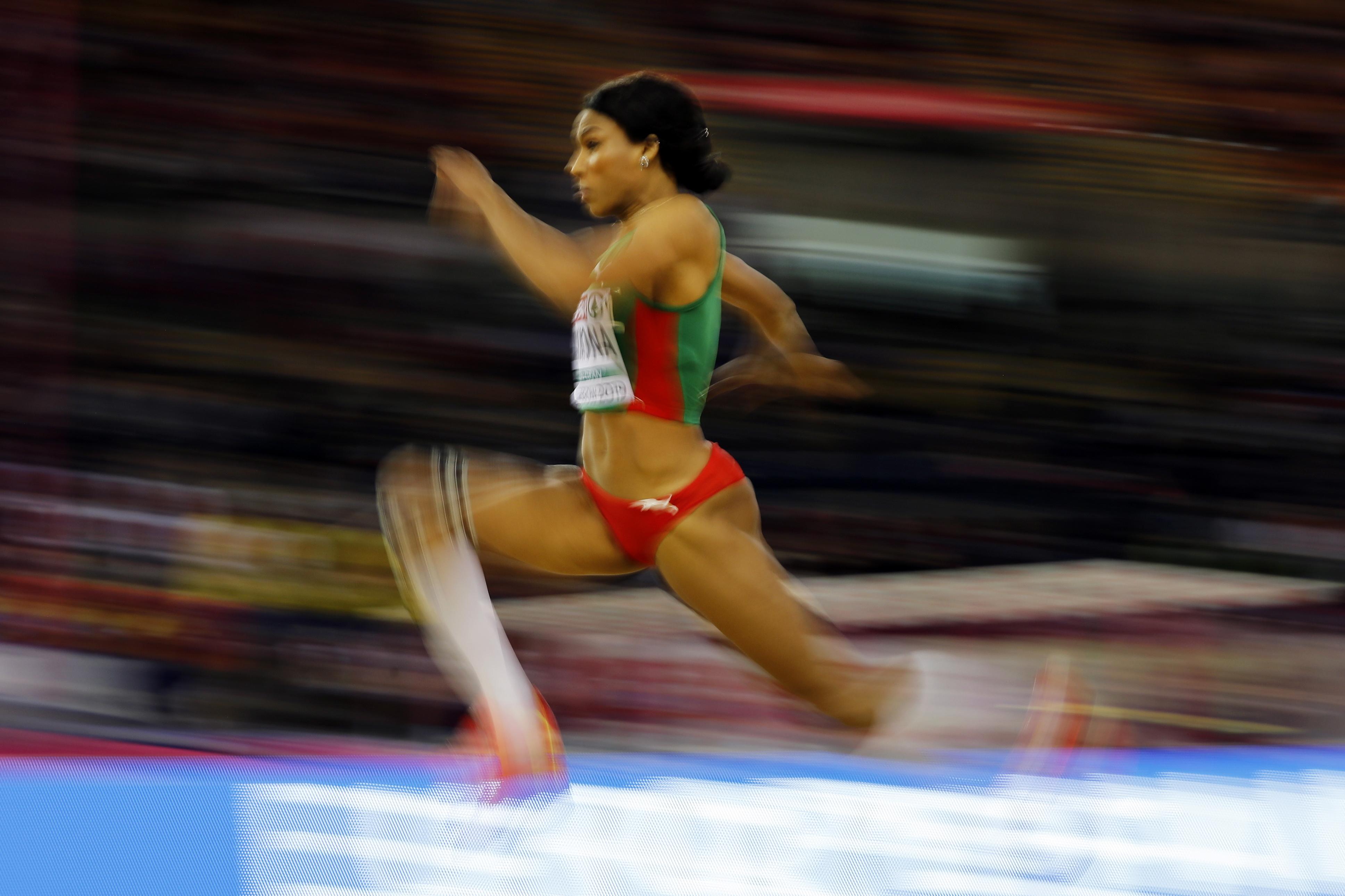 Patrícia Mamona com mínimos para Jogos de Tóquio2020