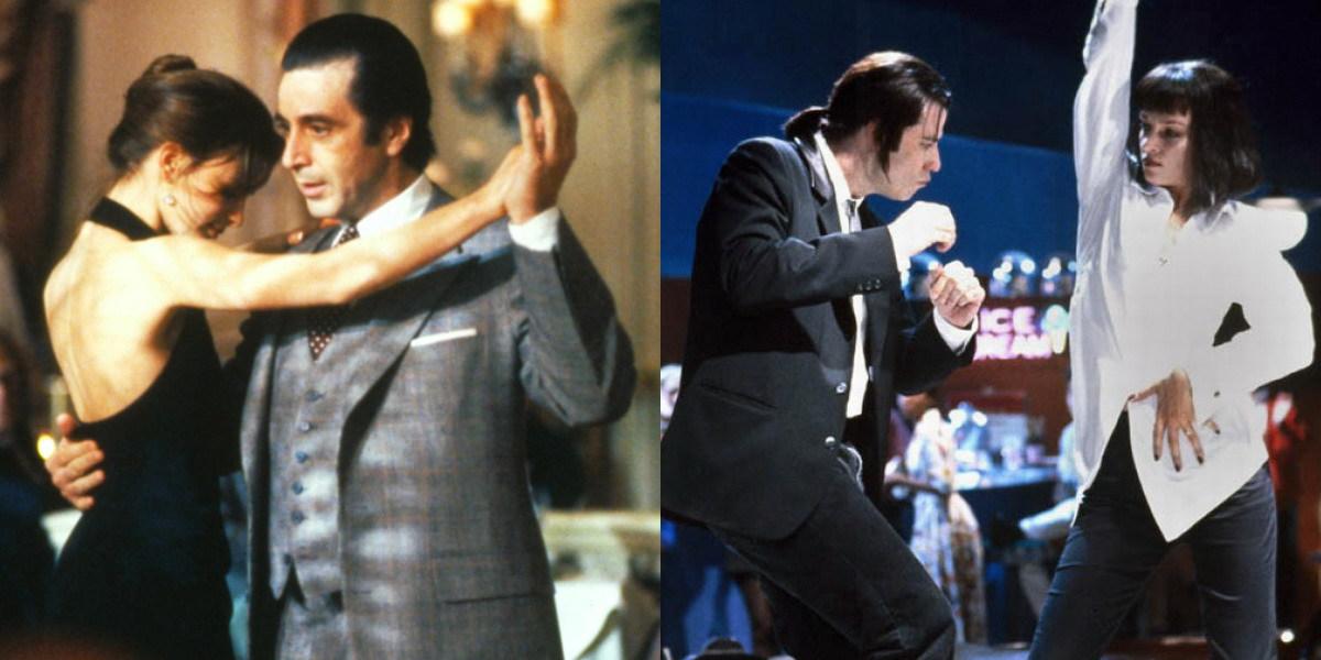 """De """"Perfume de Mulher"""" a """"Pulp Fiction"""": As grandes danças dos filmes"""