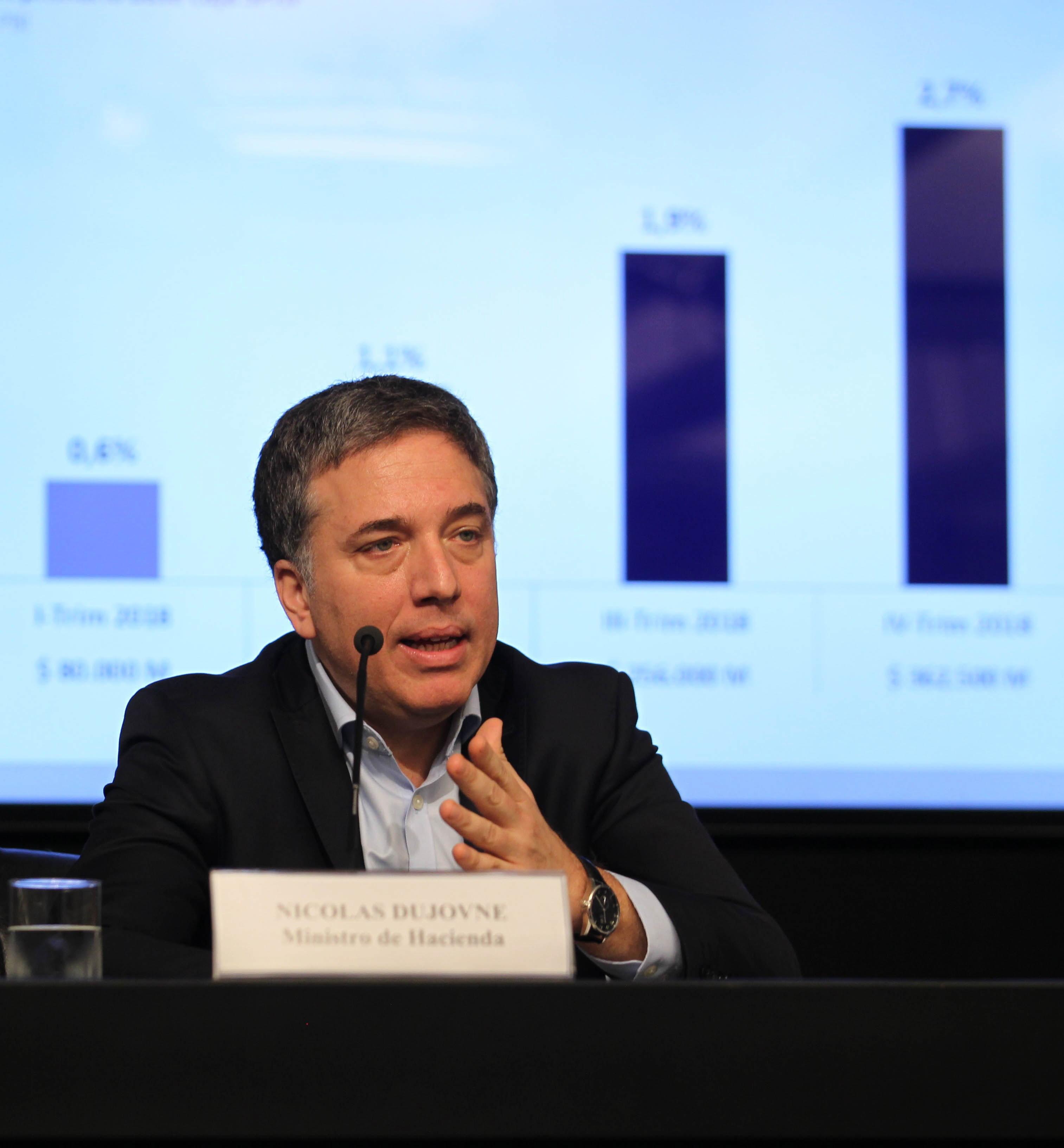 Ministro da Economia argentino renuncia no meio de crise político-económica