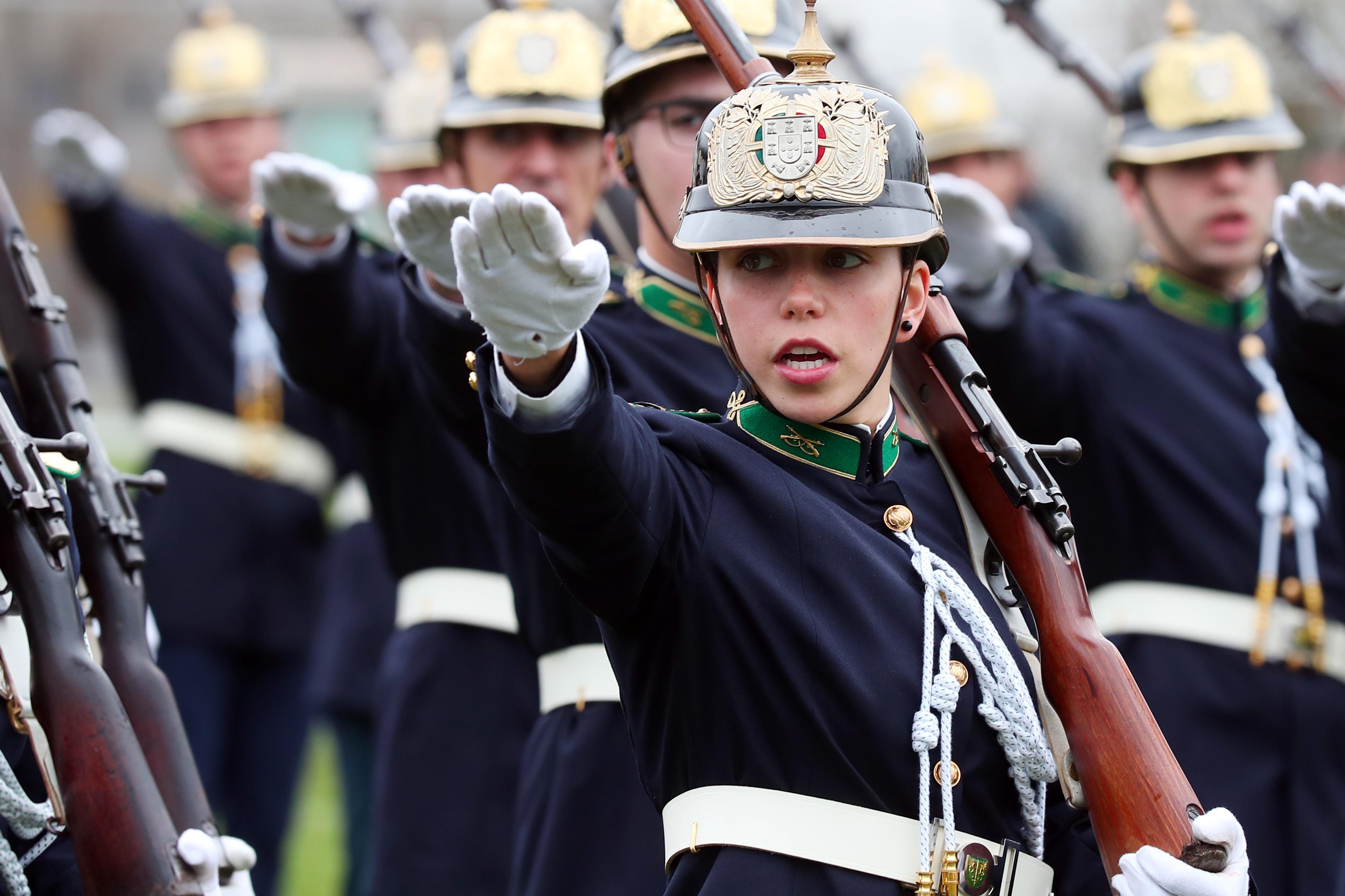 MAI destaca reforço de efetivos nas forças de segurança