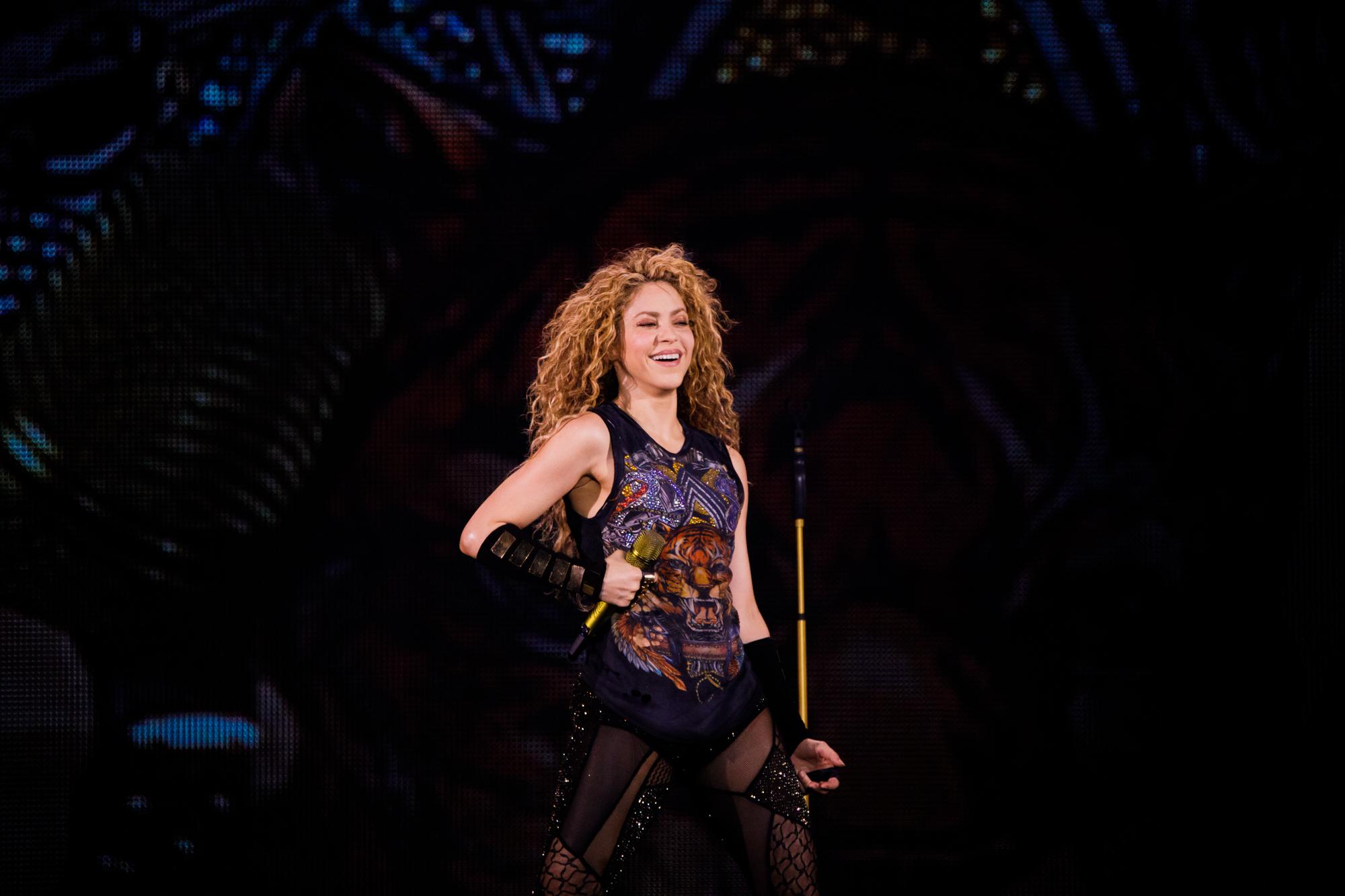 Shakira processada por fraude fiscal de 14,5 milhões pelo Ministério Público espanhol