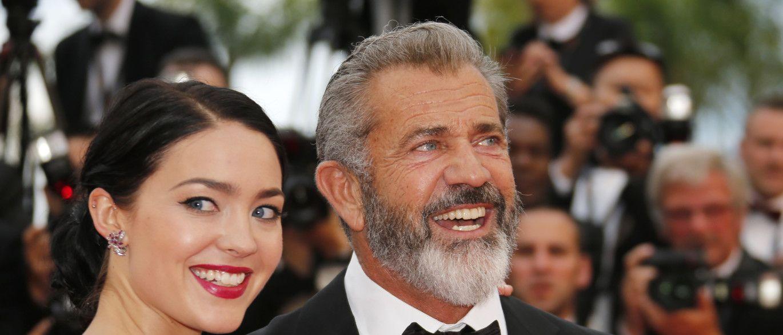 Mel Gibson foi pai pela nona vez
