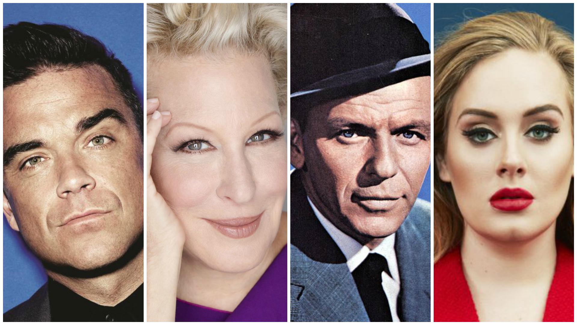 De Frank Sinatra a Adele: As canções mais ouvidas nos funerais