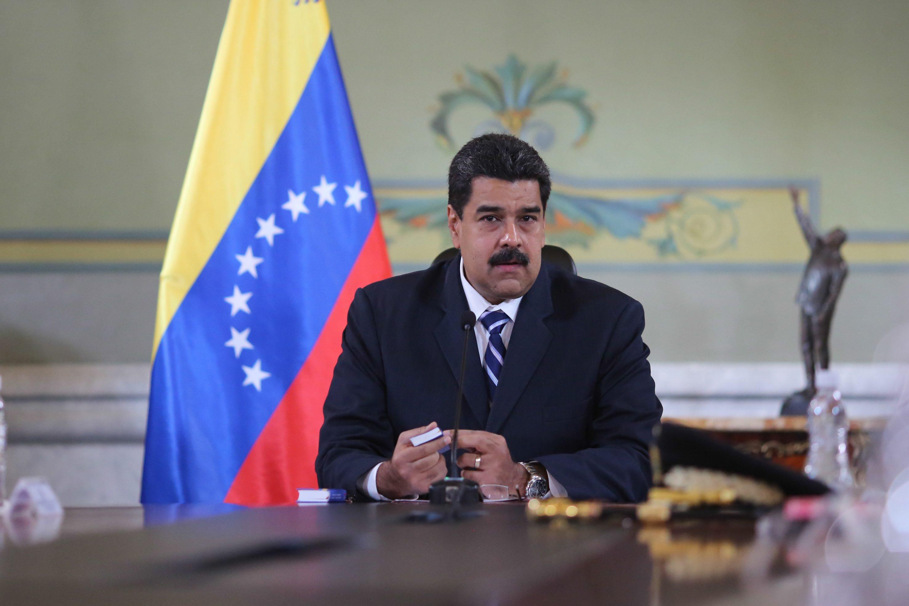 Nicolás Maduro anuncia aumento de 40% no salário mínimo