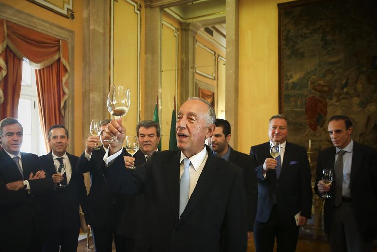 Visita do Presidente da República portuguesa, Marcelo Rebelo de Sousa, ao Brasil. Foto@ Mário Cruz / EPA
