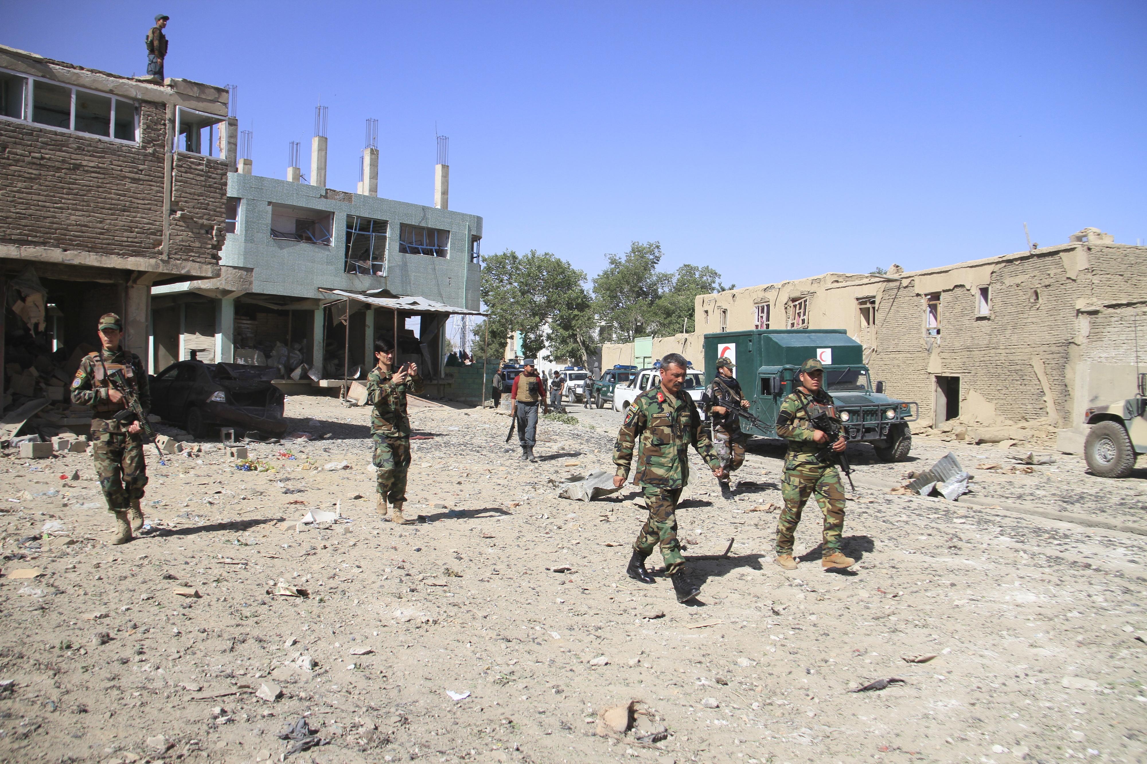 Vítimas da guerra no Afeganistão recuam em 2019, mas ultrapassam 10.000 - ONU