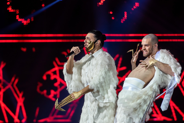 Oito temas competem por quatro lugares na final do Festival da Canção