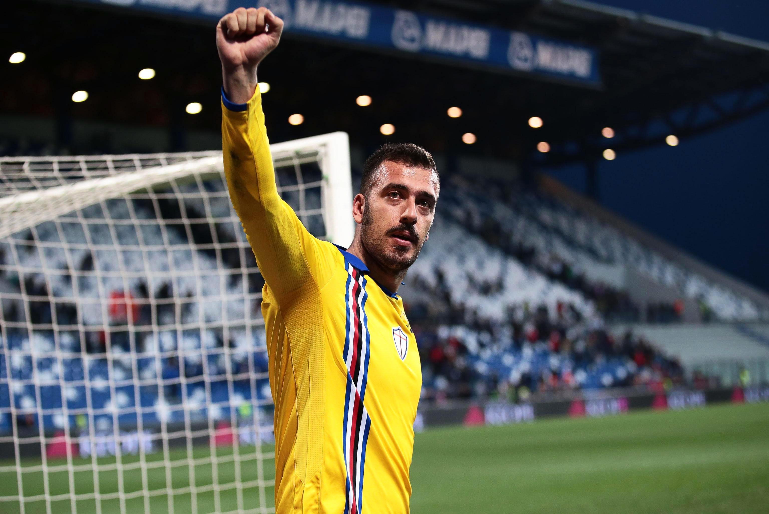 Sporting confirma contratação do guarda-redes Viviano à Sampdoria