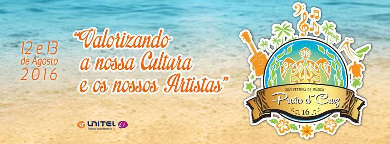Festival Praia de Cruz 2016
