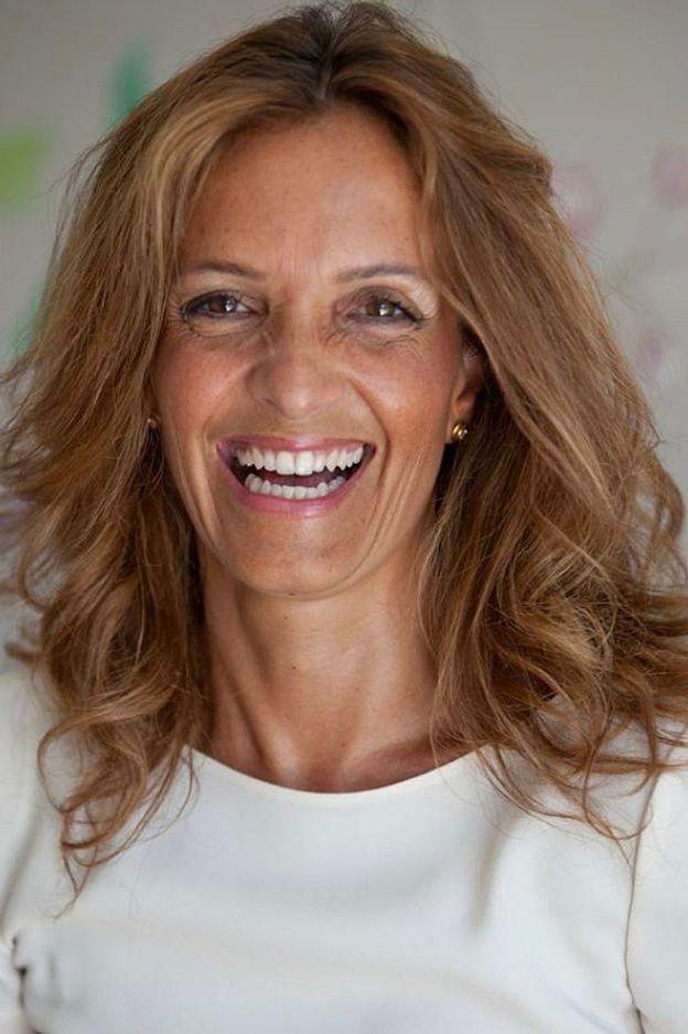 Carolina Deslandes comemora aniversário da mãe