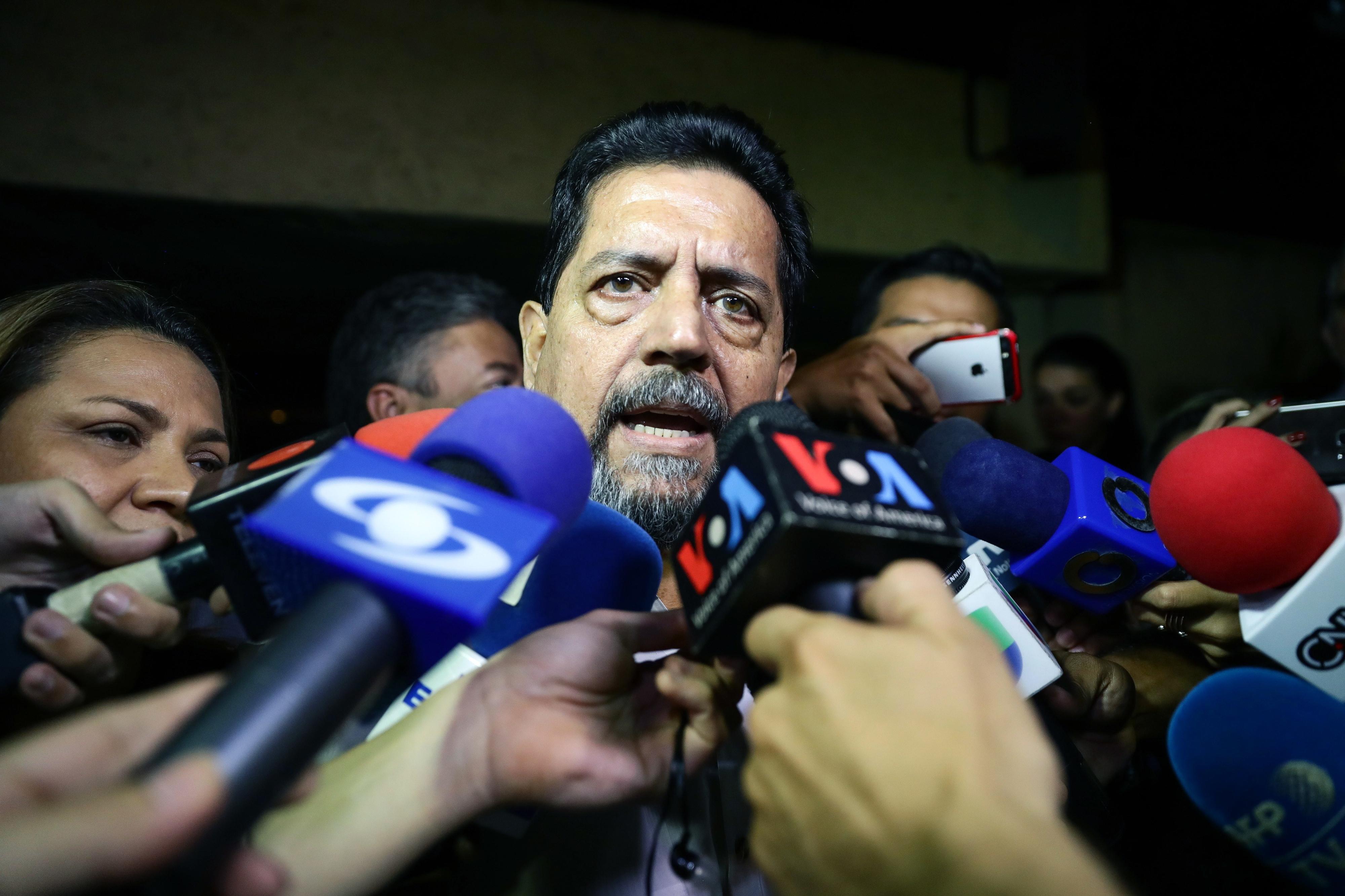 Governo venezuelano liberta o deputado Edgar Zambrano, vice-presidente do parlamento