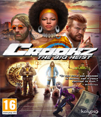 Crookz: The Big Heist cover