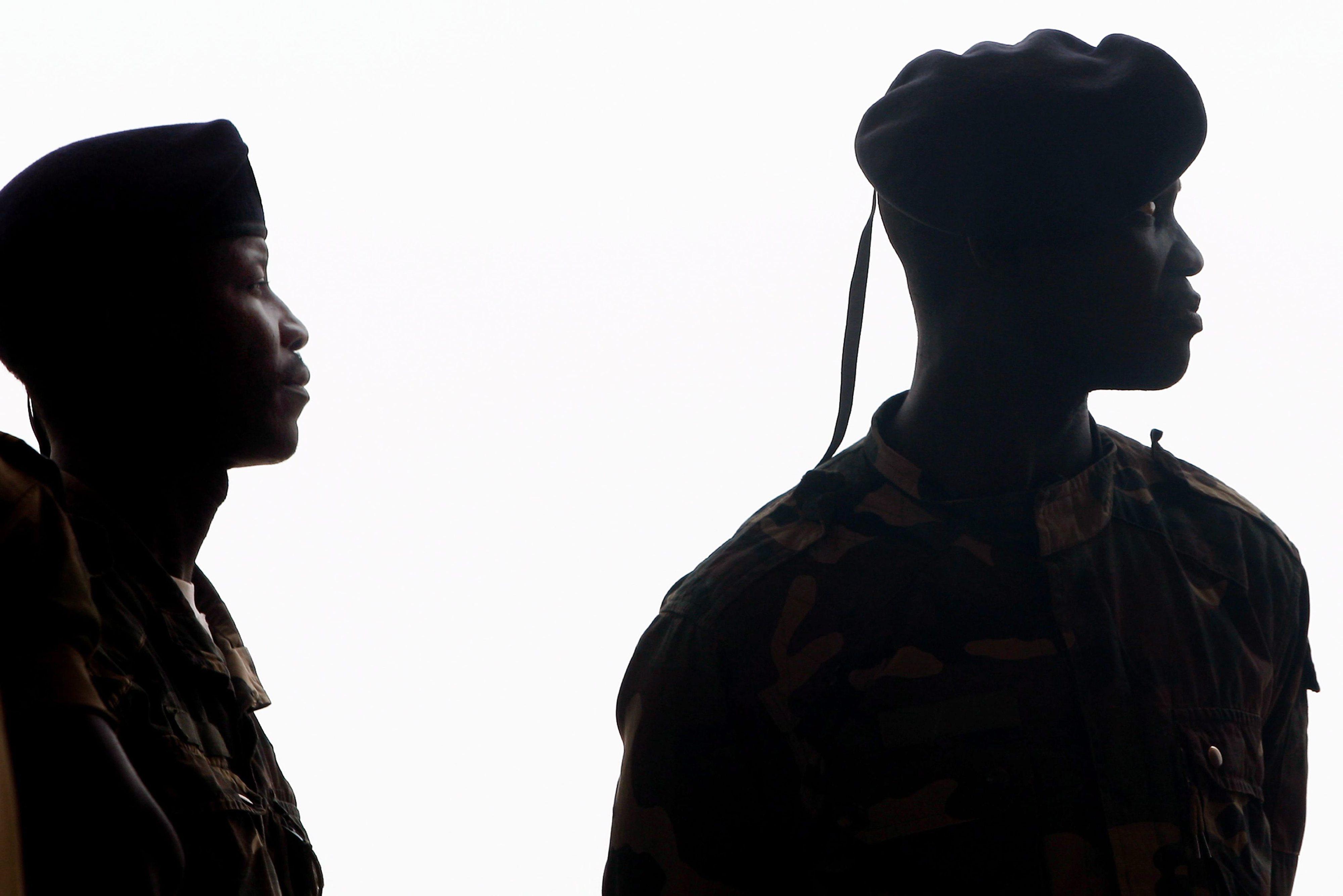 Liga Guineense dos Direitos Humanos critica presença de militares nas ruas de Bissau
