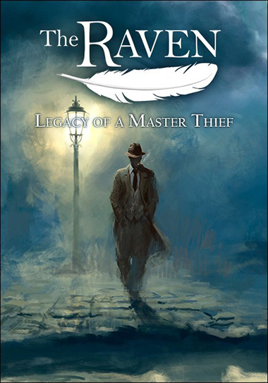 The Raven - Legacy of a Master Thief cover
