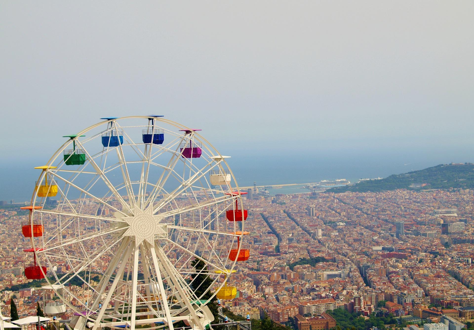 Seis passeios gratuitos em Barcelona para fazer com a família