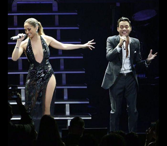 Jennifer Lopez surpreende ex-marido