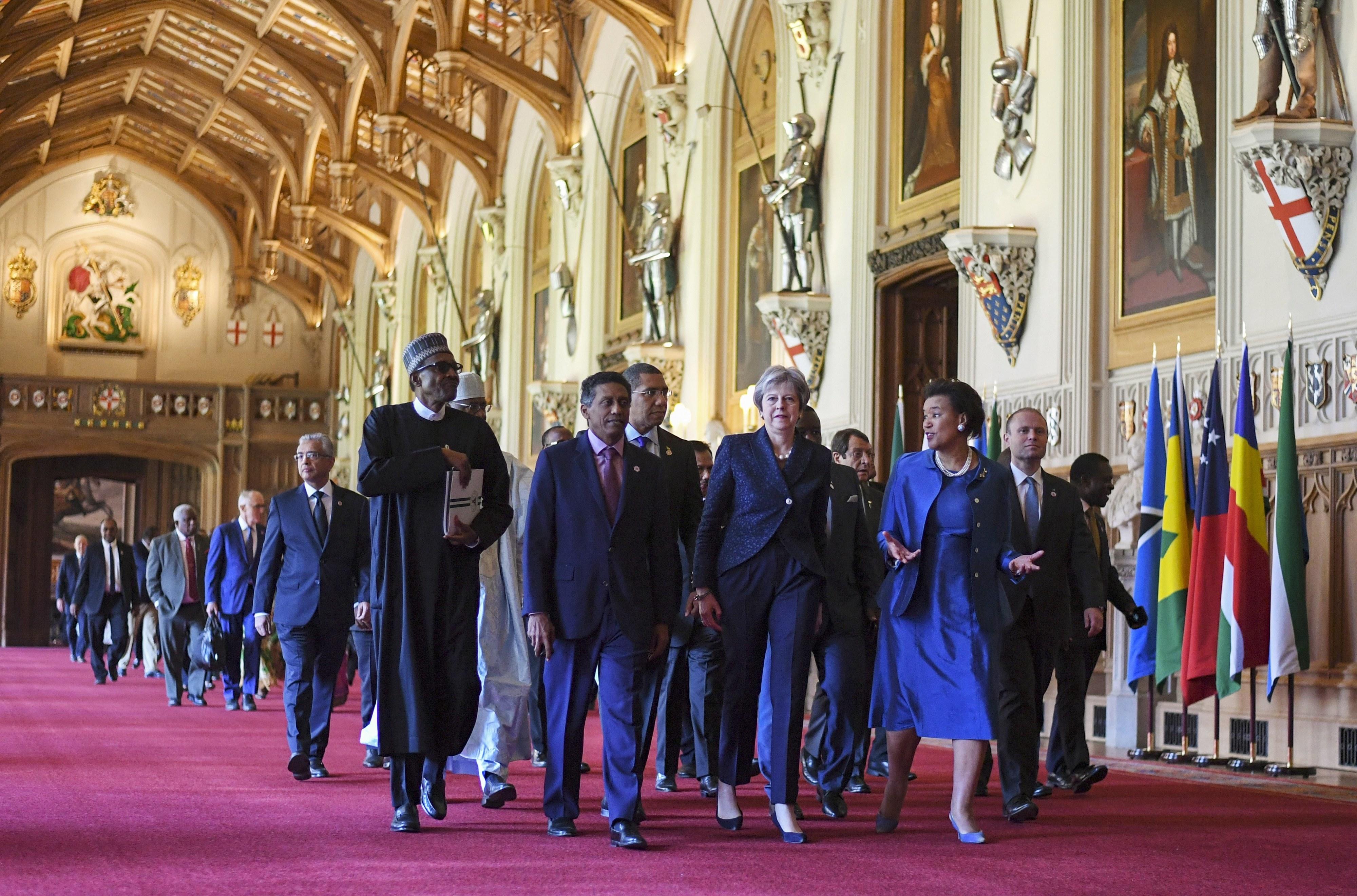 Príncipe Carlos vai suceder à rainha como líder da Commonwealth