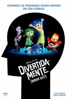 Capa do filme: Divertida-Mente (Inside Out)