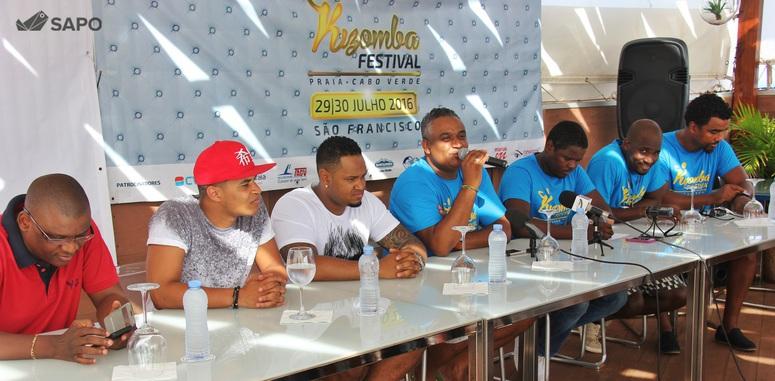 Kizomba Festival - conferência de imprensa