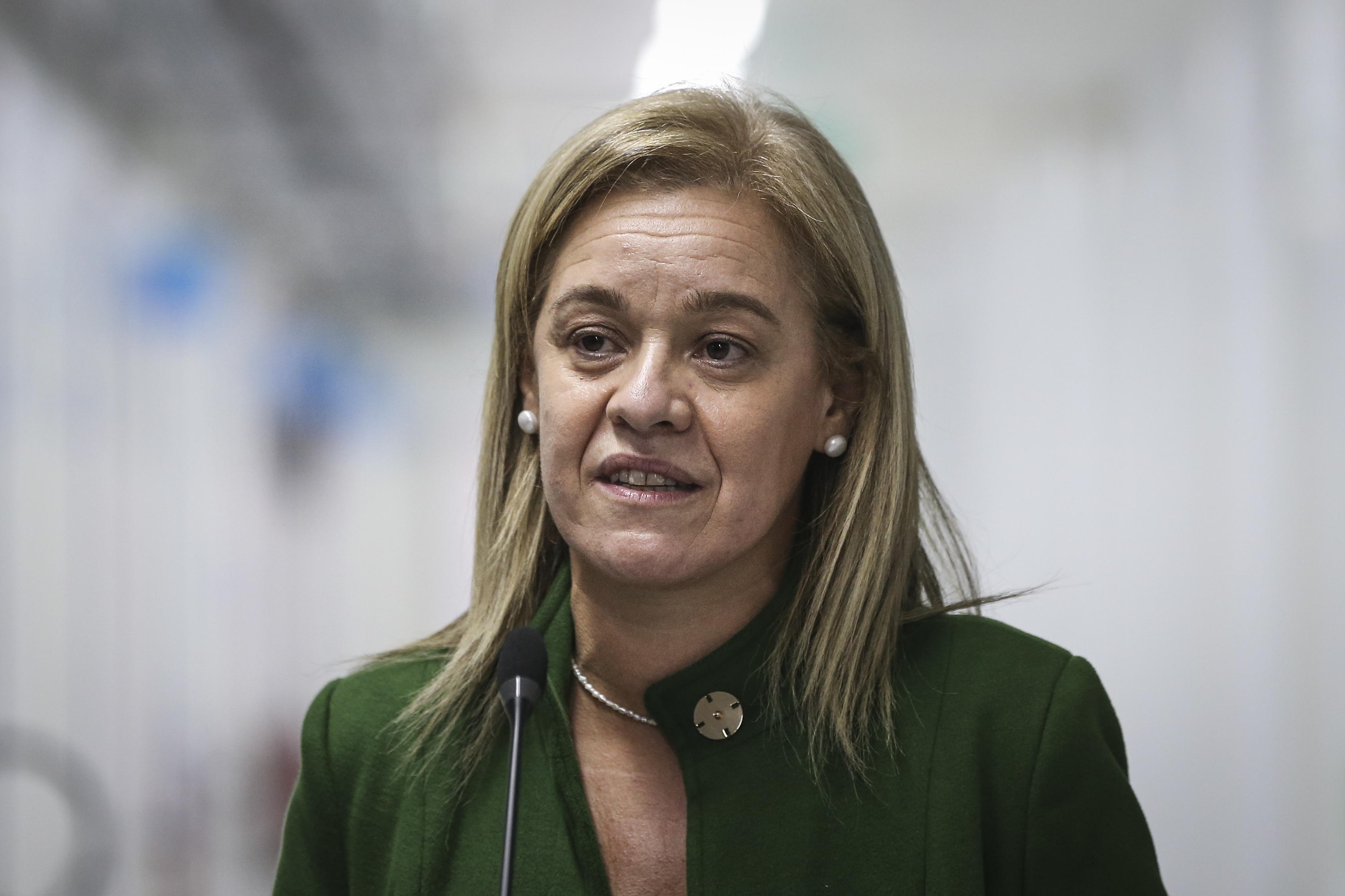 Socialista Carla Tavares (Amadora) eleita presidente do Conselho Metropolitano de Lisboa