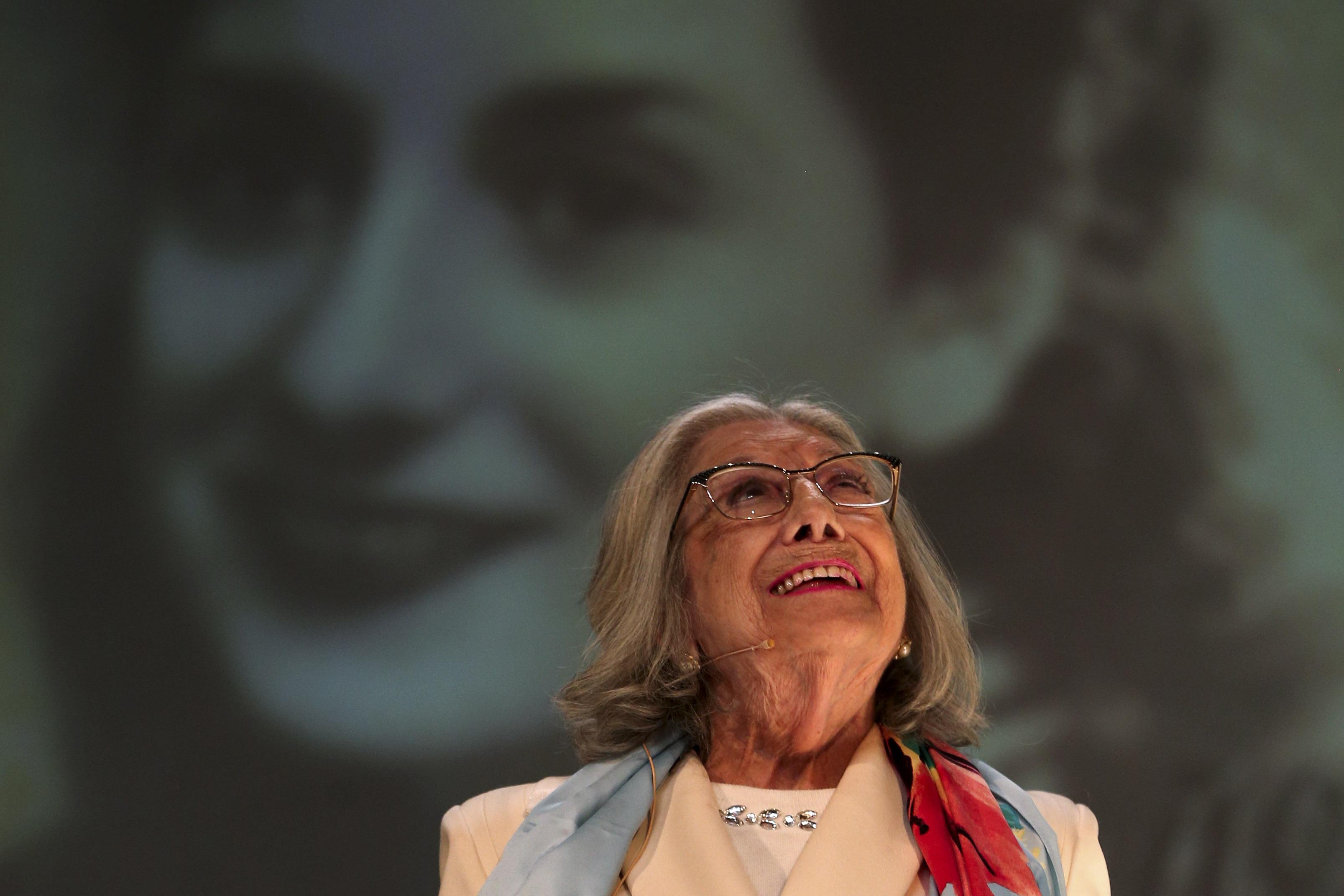 Homenagem a Eunice Muñoz assinala o Dia Mundial do Teatro