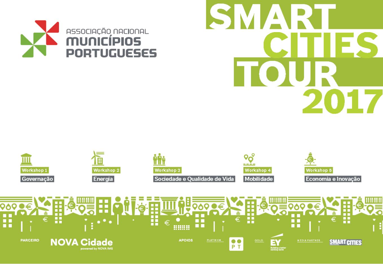 PT coloca soluções ao serviço das cidades inteligentes