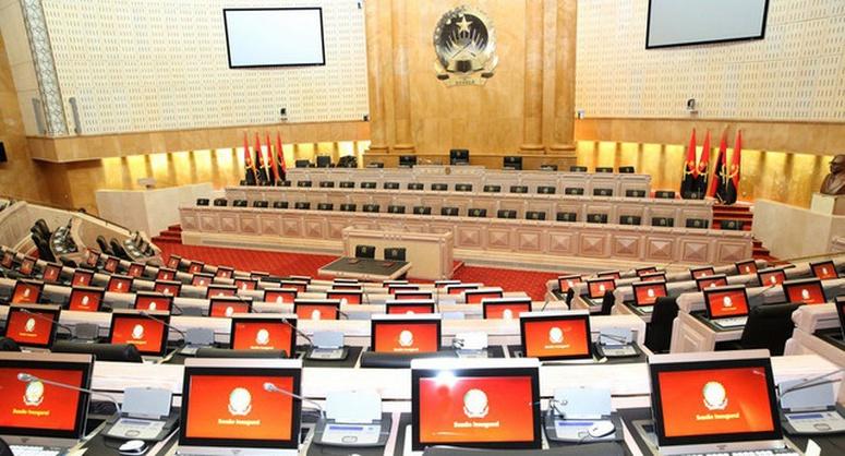 Presidente da República inaugura nova sede da Assembleia Nacional