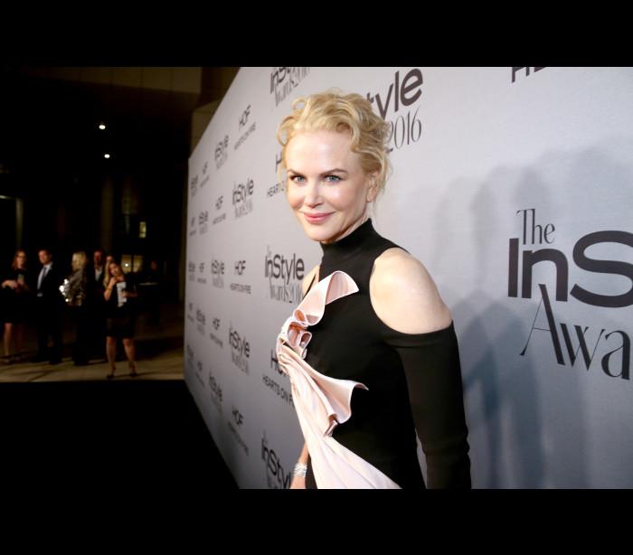'InStyle Awards' reúne famosos em Los Angeles