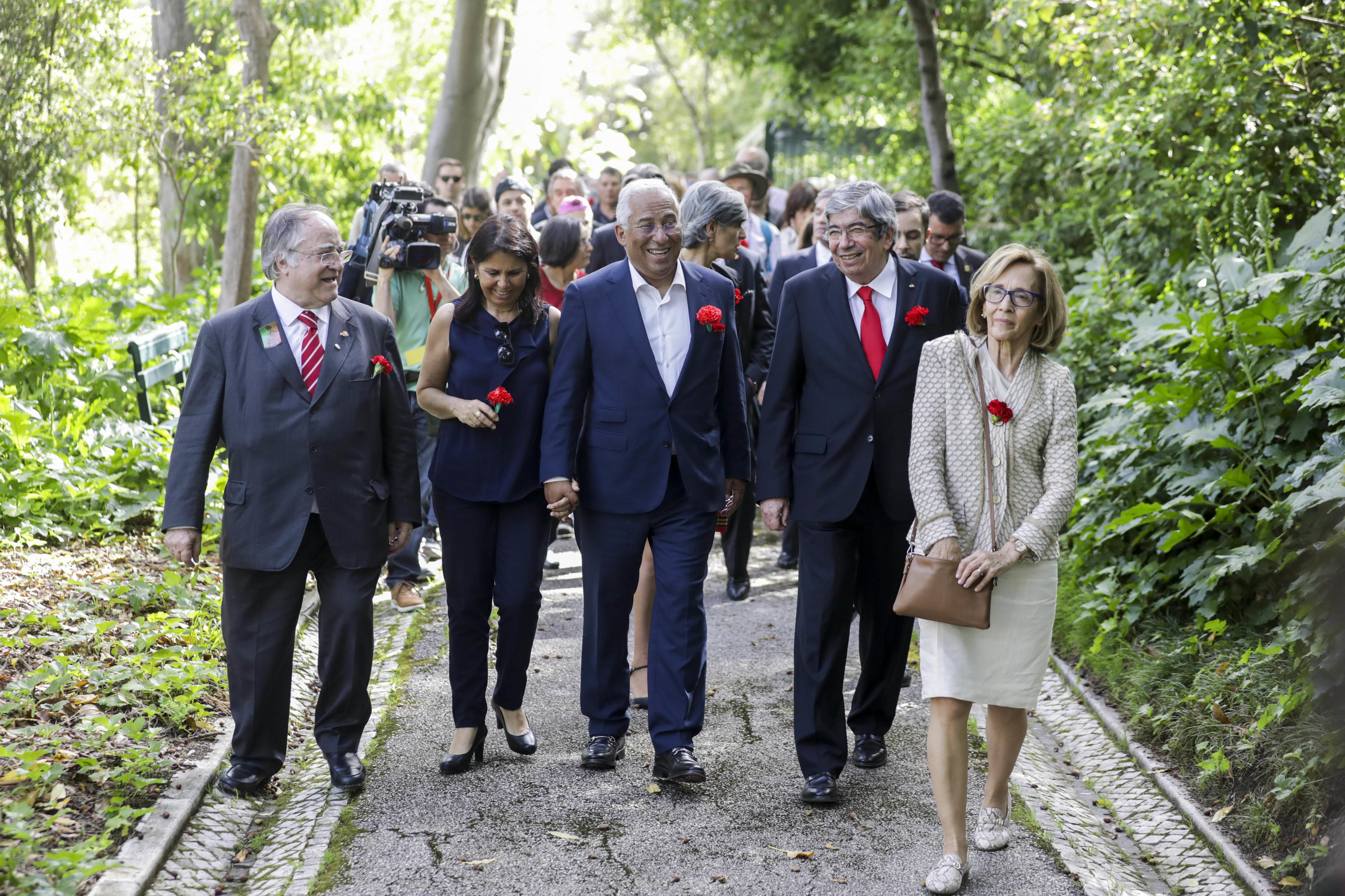 Costa transfere-se provisoriamente para o Terreiro do Paço por obras em São Bento
