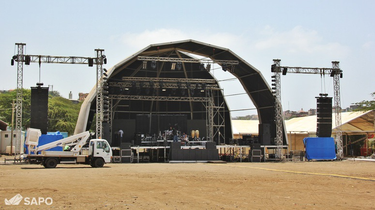 Palco do Gamboa 2015