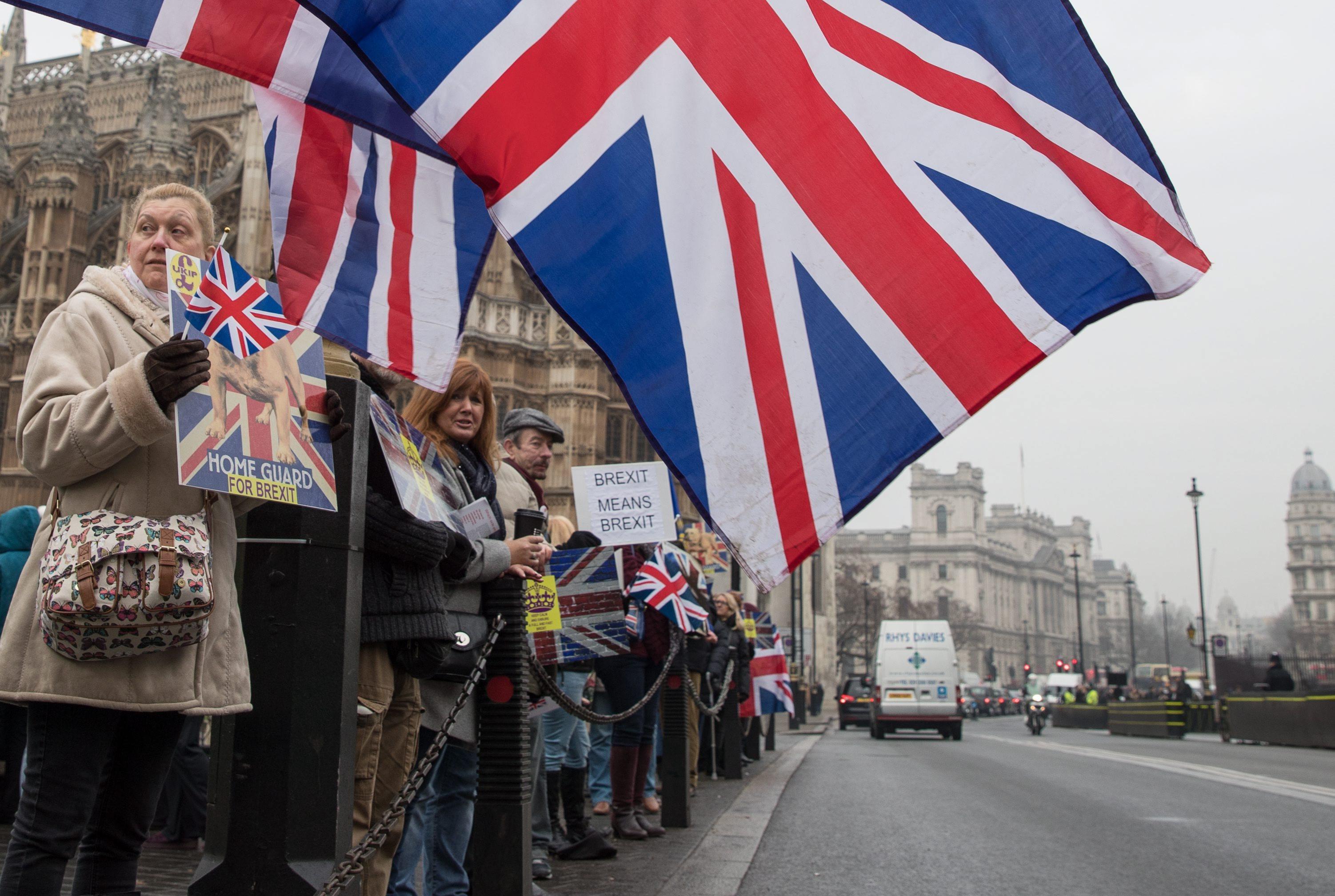 Saída da UE tem de ser submetida ao parlamento - Supremo Tribunal