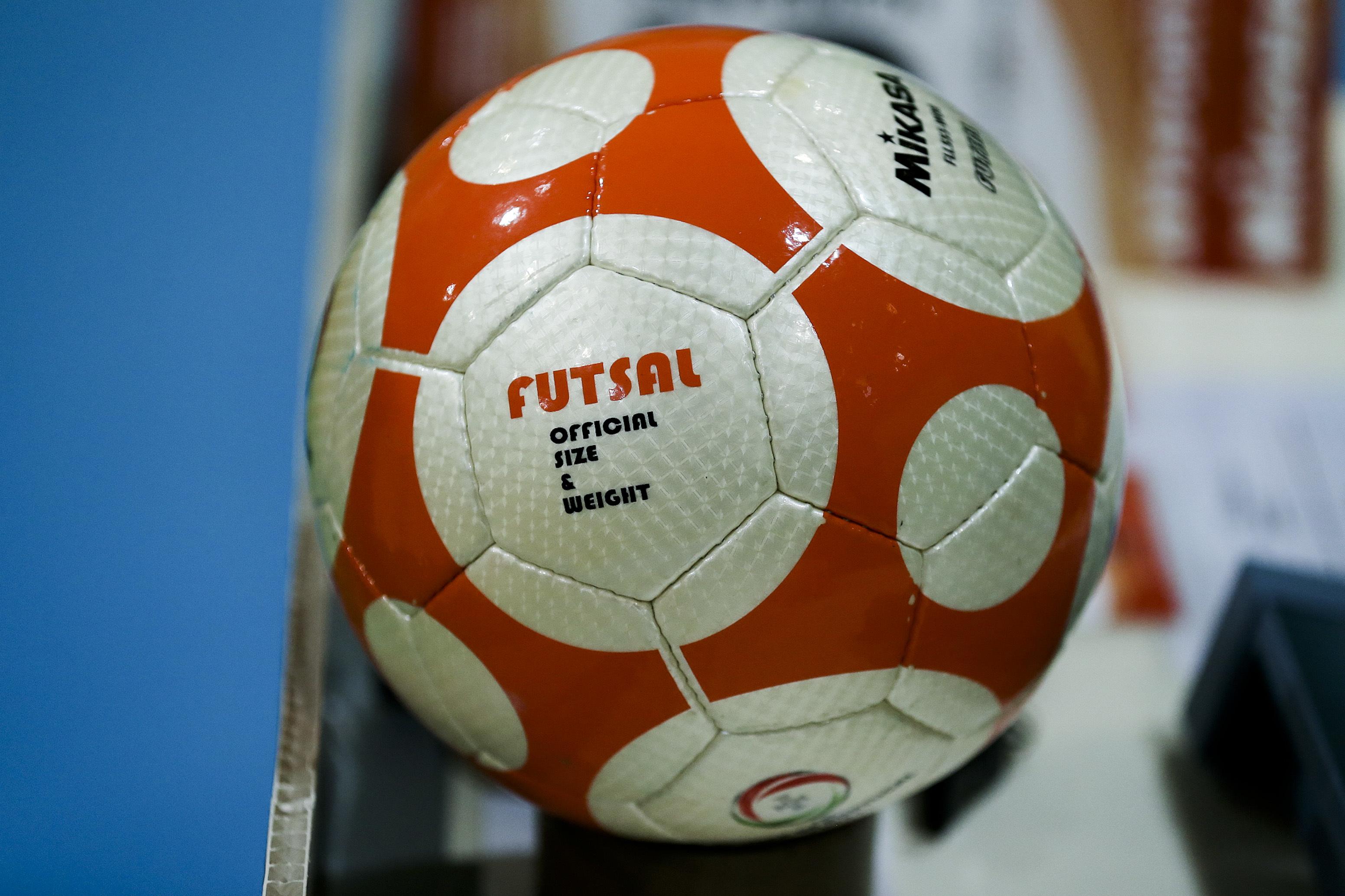 Seleção portuguesa de sub-19 de futsal vence República Checa por 4-1