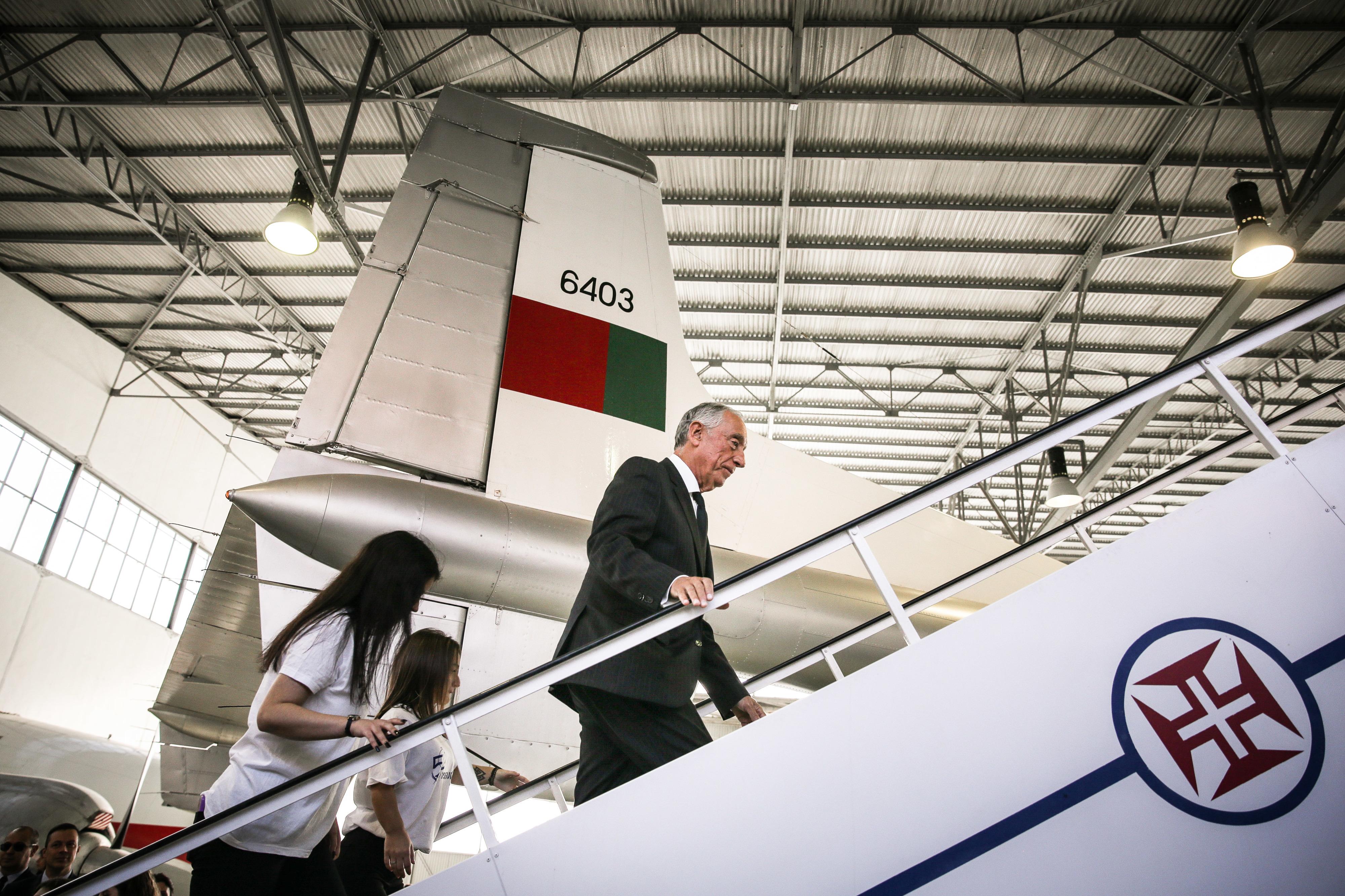 """Marcelo Rebelo de Sousa desvaloriza """"reparos"""" específicos da Comissão Europeia sobre OE2019"""