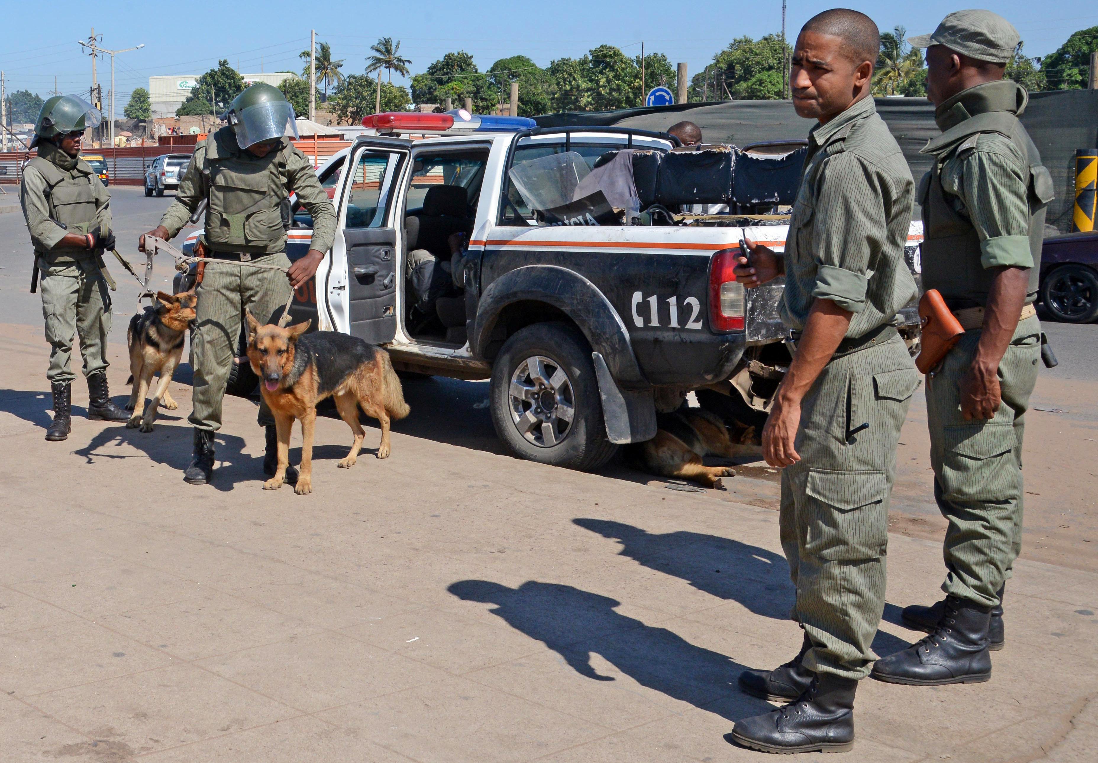 Mais de 130 detidos após ataques atribuídos a grupo islâmico no norte de Moçambique